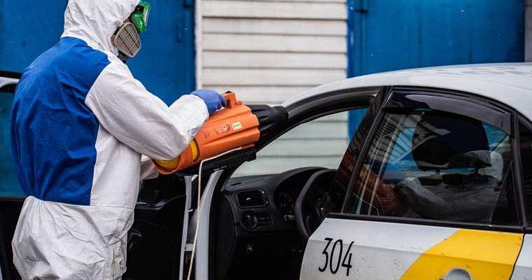 В Челябинской области решили вопрос с такси для пациентов с COVID