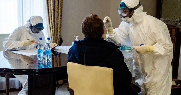 В ХМАО сокращают места в госпиталях для больных коронавирусом