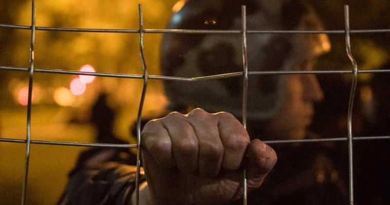 В ходе протестов в Бишкеке пострадали 120 человек