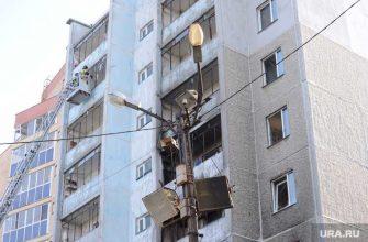 губернатор Астахов поручил восстановить поврежденные взрывом окна