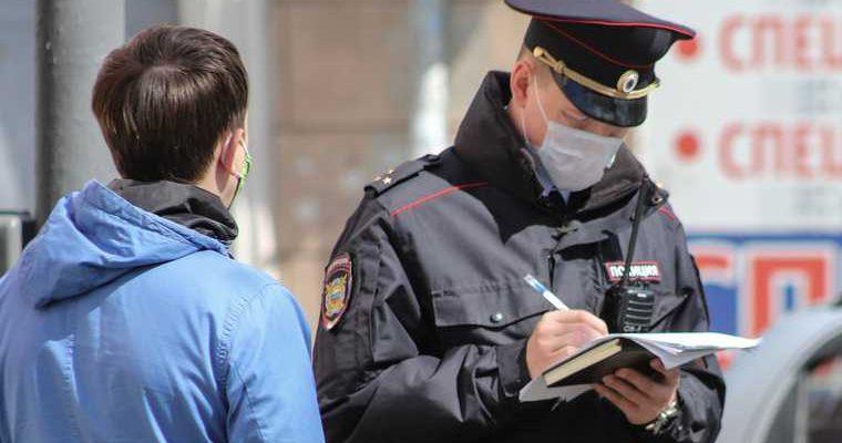 Жители ХМАО пожаловались на большие штрафы за отсутствие маски