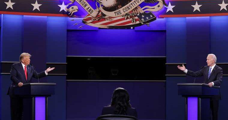 Байден резко вырвался вперед на выборах в США