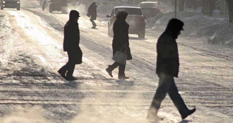 Морозы в Курганской области будут сильнее, чем ожидалось