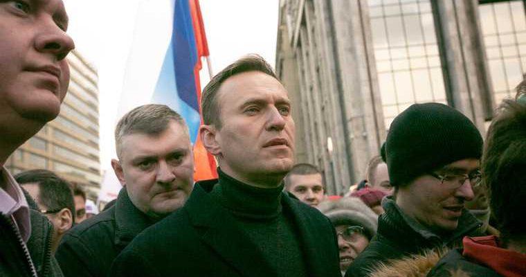 Правительство ФРГ раскрыло новые данные по ситуации с Навальным