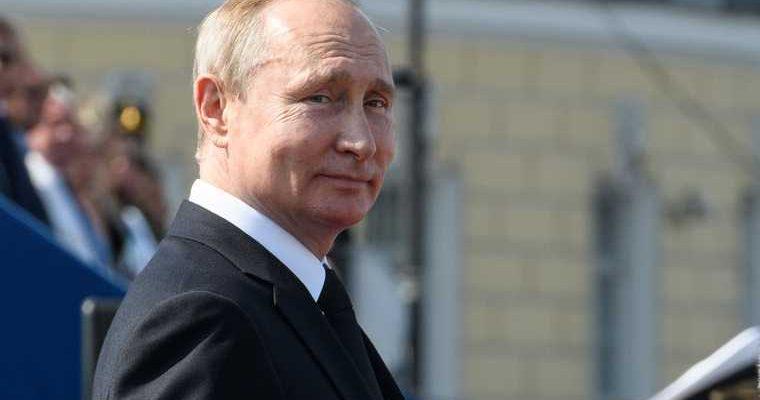 Путин заявил, что россияне стали больше ценить жизнь