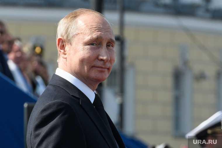 Путин день волонтера