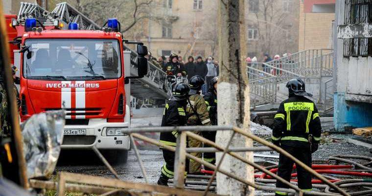 Силовики проверяют МЧС из-за взрыва в госпитале Челябинска. Инсайд