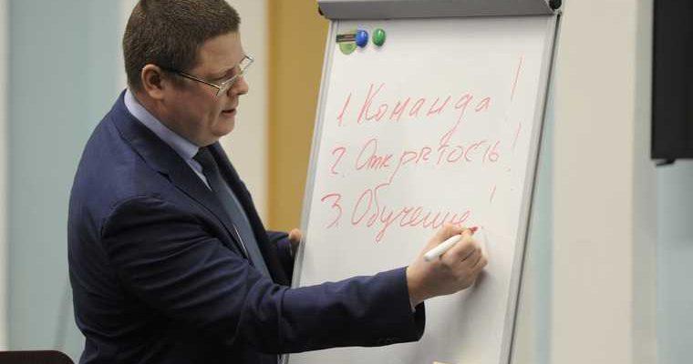 Текслер решил, кому отдаст челябинский штаб по выборам в Госдуму
