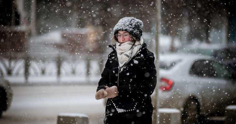 В ХМАО прогнозируют аномальные морозы
