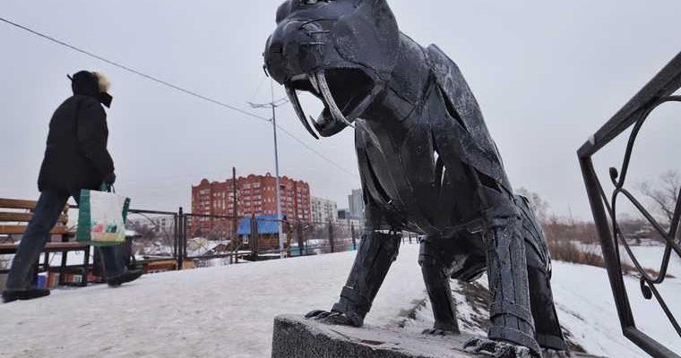 В Кургане поставят памятники медведю, волку и лисе. «Страшно будет гулять»