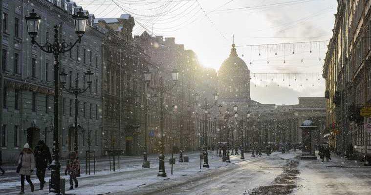 В Петербурге из-за коронавируса ввели новые ограничения