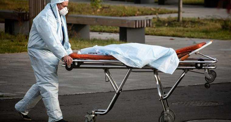 В России изменили правила лечения больных коронавирусом