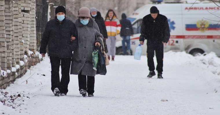 В России поставлен новый рекорд по заболеваемости коронавирусом