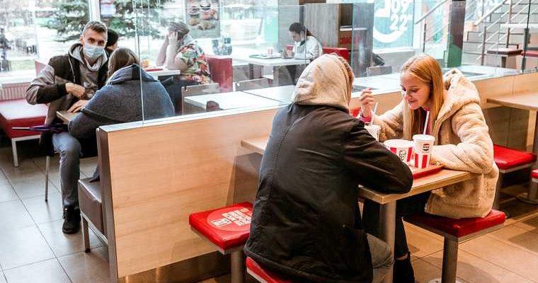 В Тюменской области новый запрет из-за коронавируса. Он коснулся ресторанов и кафе