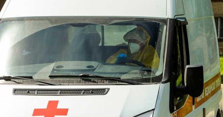 Челябинский город остался в пандемию без скорой помощи
