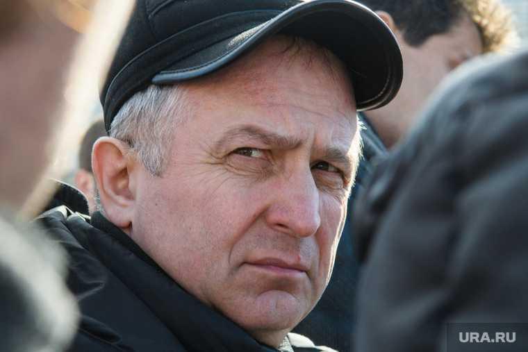 Мишарин Екатеринбург отставка