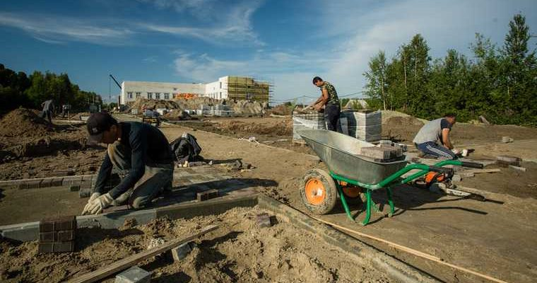 Минстрой РФ предложил строить детсады и школы в одном стиле