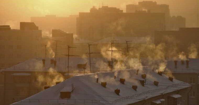 На Тюменскую область надвигаются тридцатиградусные морозы