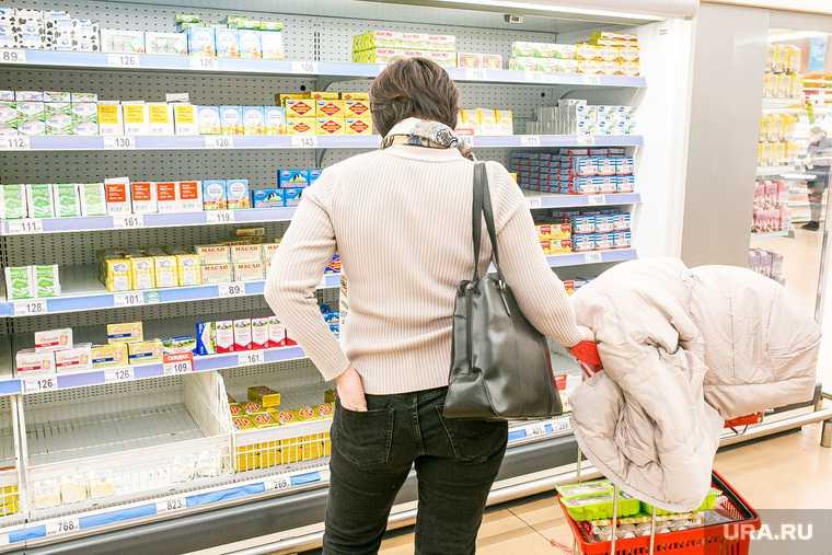 Правительство РФ будет регулировать цены на продукты в России
