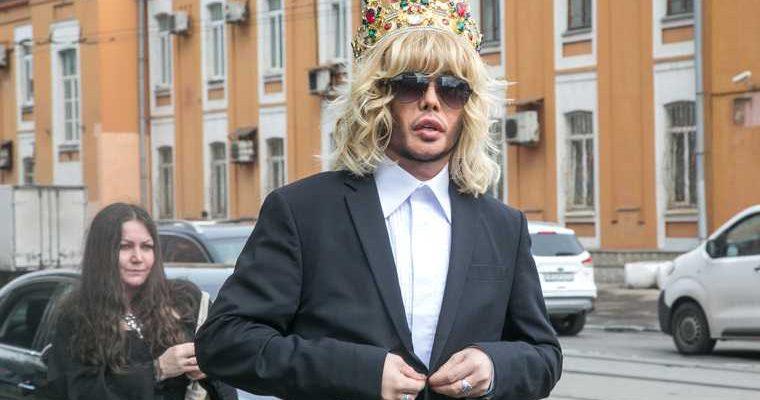 Сергей Зверев решил идти в Госдуму. Видео