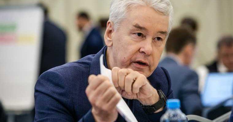 Собянин объявил о вакцинации миллиона человек от коронавируса