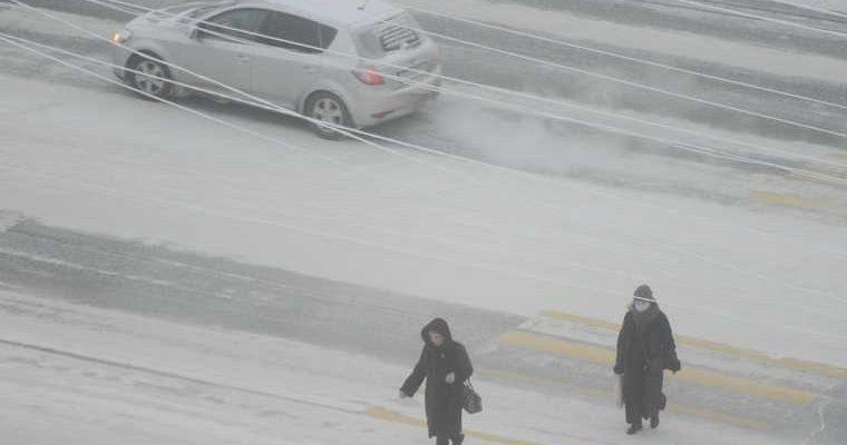В Челябинскую область идут сорокаградусные морозы