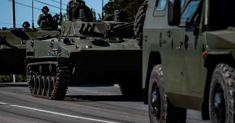 В ЦАР прибыли сотни военных из России