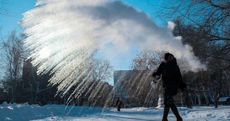 В Москву и на Урал идут аномальные морозы. Предупреждение Гидрометцентра