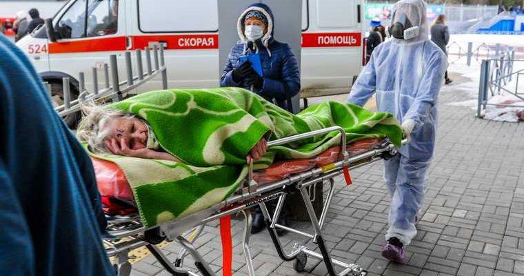 В России побит рекорд по заражениям и смертности от коронавируса