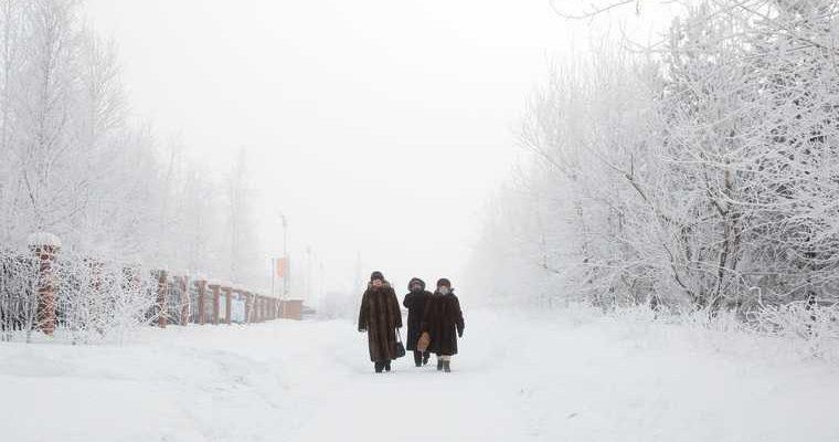 В ЯНАО ожидается резкое похолодание