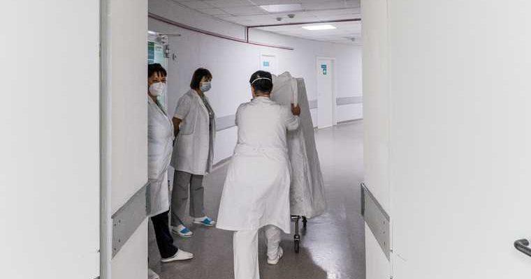 90-летний дедушка покончил с собой в больнице Челябинска