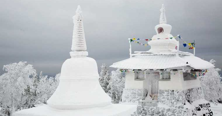 Буддисты покидают гору Качканар. Компромисс с ЕВРАЗом достигнут