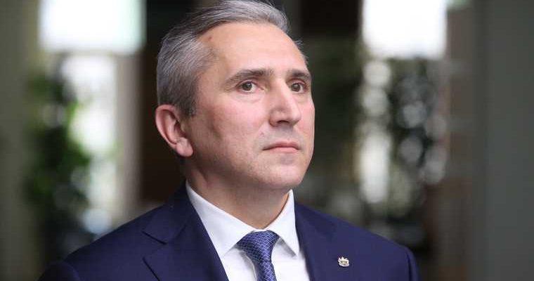 Губернатор Моор рассказал, что его не устраивает в Тюмени