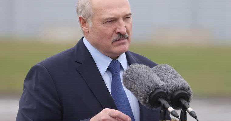 Лукашенко сравнил протесты в Беларуси с развалом СССР