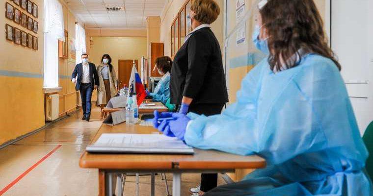 Москва оценила выборы в двух регионах Урала