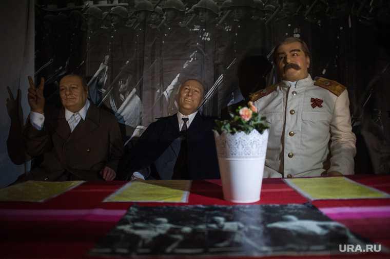 фигура Берии в Москве