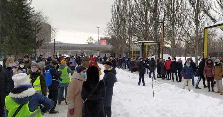 Организаторы протеста в Екатеринбурге изменили маршрут акции