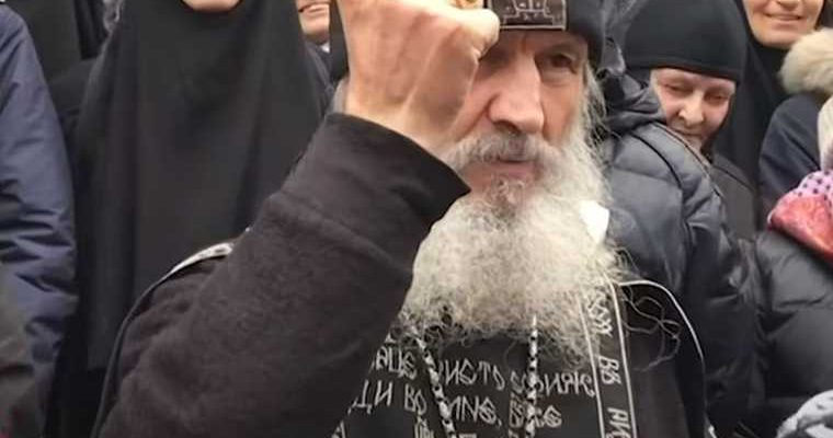 Отец Сергей начал судебный спор за построенный им монастырь