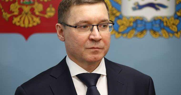 Полпред Якушев дал оценку Курганской области