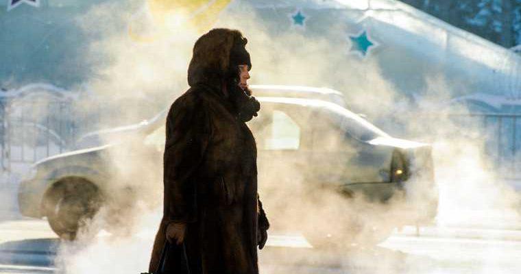 Синоптики сказали, когда в Челябинск вернутся 40-градусные морозы