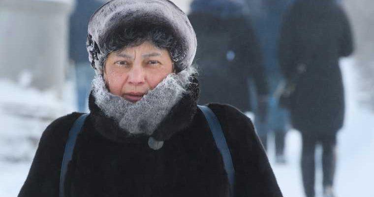 В ХМАО после теплых выходных резко похолодает до -37 градусов
