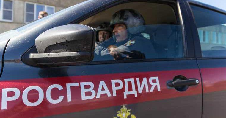 В Москве арестовали подозреваемого в поджоге машины Росгвардии