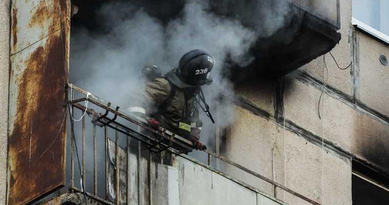 В подпольном хостеле Екатеринбурга произошёл пожар. Есть пострадавшие
