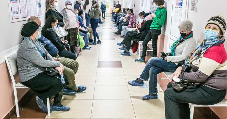 В тюменской больнице нашли потенциальный очаг коронавируса. Видео
