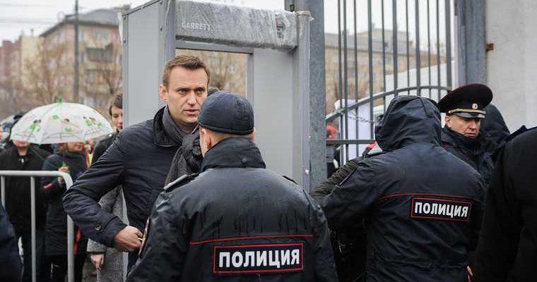 Юрист заявил о законности ареста Алексея Навального