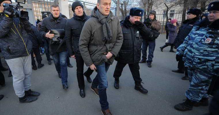Задержание Навального уронило рубль. Идругие последствия ареста