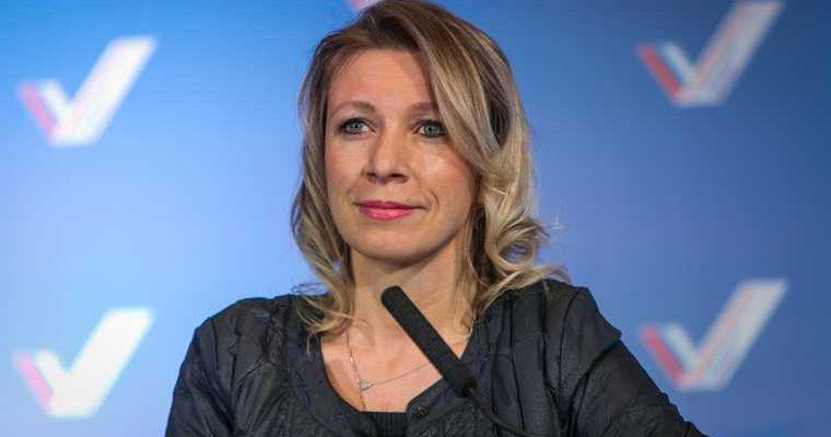 Захарова ответила, кто стоит за протестами в России