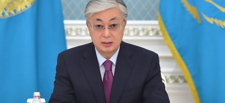 Токаев выступил против развития монополии в сфере азарта