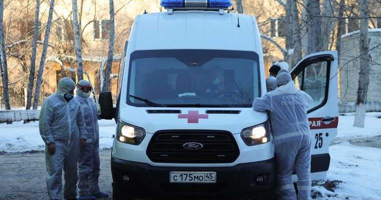 Курганцы сняли клип о работе медиков в COVID-госпитале. Видео