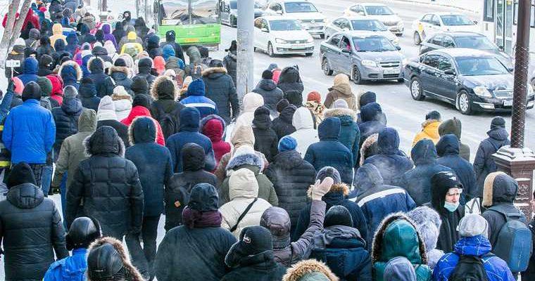 Суд Тюмени отклонил апелляции арестованных сторонников Навального